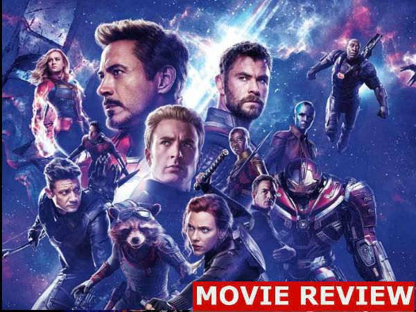 एवेंजर्स एंडगेम REVIEW- 4.5 स्टार