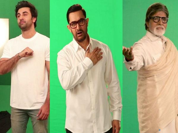 पुलवामा के शहीदों के लिए ट्रिब्यूट शूट कर रहे हैं अमिताभ बच्चन, आमिर खान और रणबीर कपूर