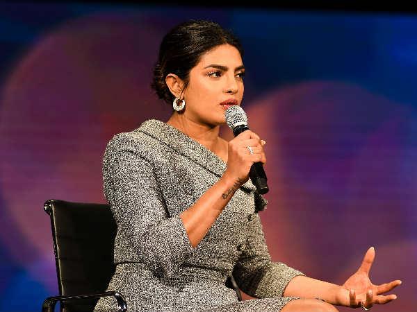 MeToo- पहली बार प्रियंका चोपड़ा ने किया खुलासा- 'मेरे साथ भी हुआ है यौन शोषण'