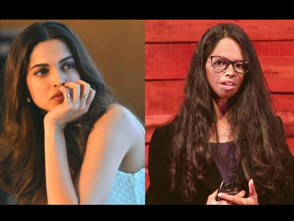 दीपिका पादुकोण ने मुंबई में फ़िल्म छपाक के दूसरे शेड्यूल की शूटिंग की शुरू!