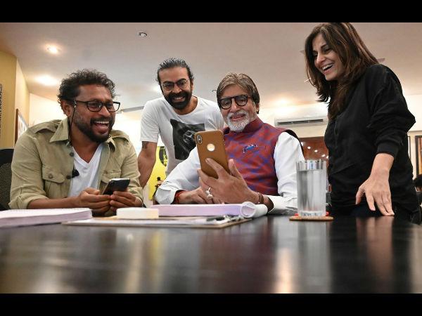 महानायक अमिताभ बच्चन ने फिर मिलाया शूजित सरकार से हांथ- फिर होगा बड़ा धमाका