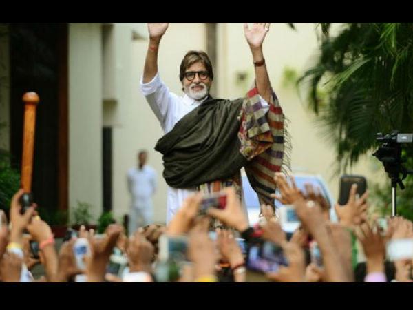 कोरोना का प्रभाव- सालों में पहली बार अमिताभ बच्चन ने बदली अपनी रूटीन