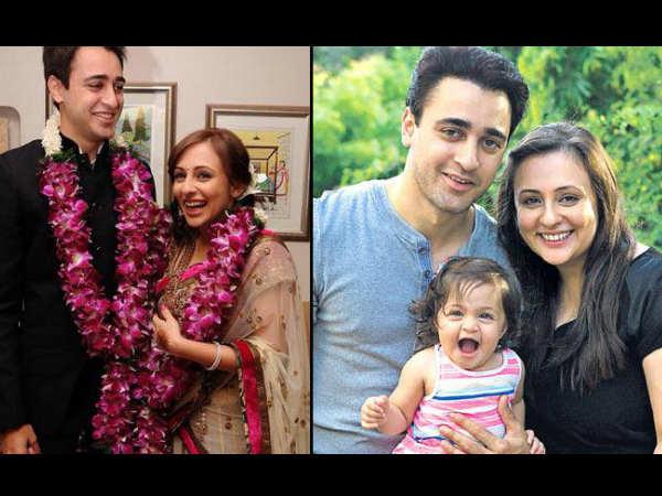 तलाक की अफवाहों के बीच, इमरान खान ने पत्नी अवंतिका के बर्थडे पर भेजा Sorry नोट