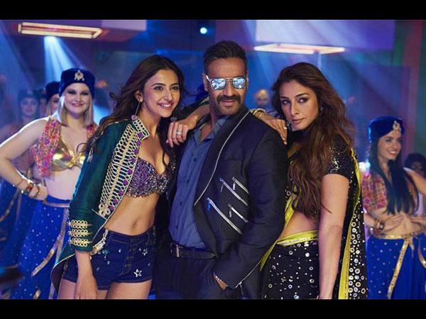 BOX OFFICE: अजय देवगन के 'दे दे प्यार दे' की बढ़ी कमाई- जाने वीकेंड कलेक्शन