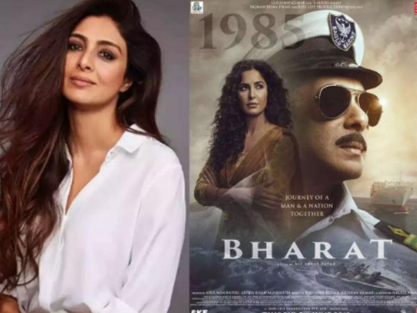 भारत- सलमान खान की फिल्म में ऐसा होगा तब्बू का किरदार- खुद एक्ट्रेस ने किया खुलासा