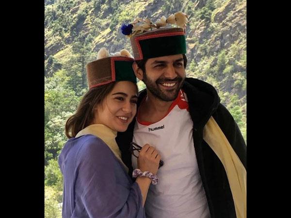 लव आज कल 2- शिमला की वादियों से वायरल हुईं कार्तिक आर्यन और सारा अली खान की शानदार Pics