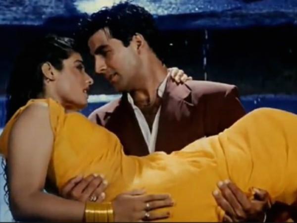 रवीना टंडन ने दिया टिप टिप बरसा पानी रीमेक पर जवाब, अक्षय कुमार का जमकर उड़ा मज़ाक