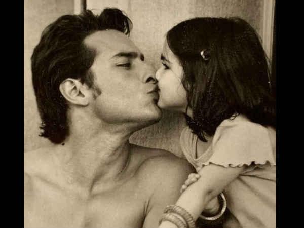 सारा अली खान ने अब्बा सैफ अली खान की बेहद प्यारी तस्वीरों के साथ मनाया फादर्स डे