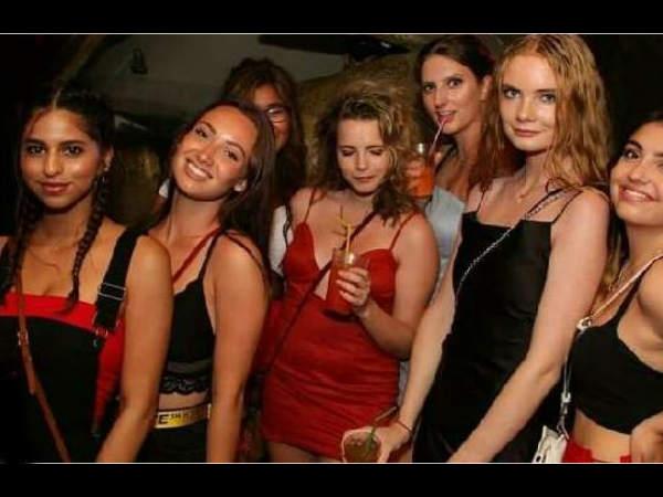 दोस्तों के साथ जमकर पार्टी करते नजर आईं सुहाना खान- तस्वीरें आते ही, हो गईं TROLL