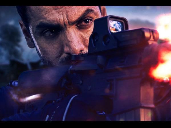 जॉन अब्राहम की अगली एक्शन- थ्रिलर फिल्म 'अटैक'- FIRST LOOK है धमाकेदार