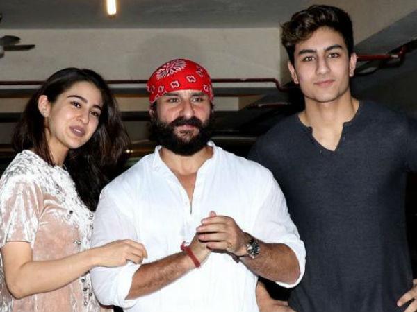 सैफ अली खान ने बेटे इब्राहीम को लेकर बोली ये बात- जल्द हो सकती है फिल्मी सफर की शुरुआत!