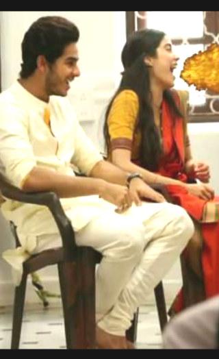 Dhadak- ईशान खट्टर और जाह्नवी कपूर की फिल्म के 1 साल पूरे- ऐसा था पहला Look Test