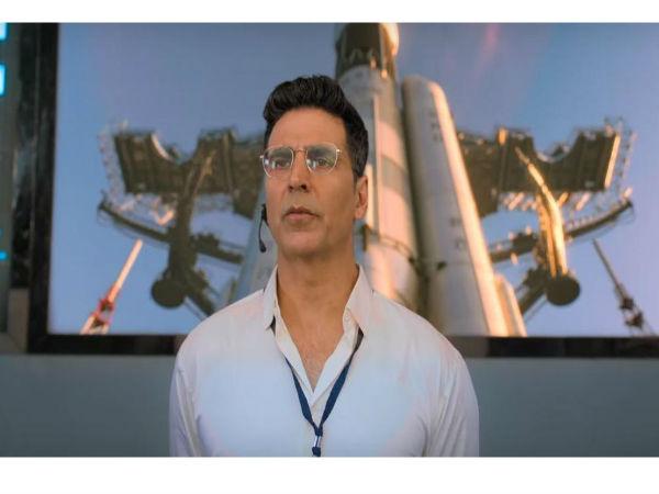 मिशन मंगल पर अक्षय कुमार का खुलासा कहा, 450 करोड़ का बजट सुनकर मैं हैरान रह गया