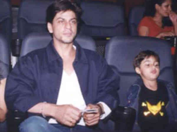 shahrukh-khan-has-watched-this-film-40-times-to-spend-time-with-his-kids