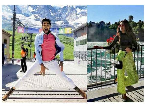 Kasautii Zindagii Kay 2 की शूटिंग के बीच स्विट्जरलैंड में अनुराग-प्रेरणा का रोमांस Viral