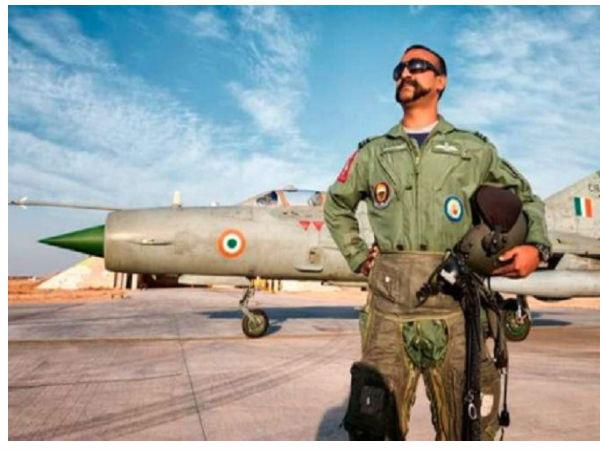विंग कमांडर अभिनंदन पर फिल्म , अजय देवगन- अक्षय नहीं इस सुपरस्टार का नाम फाइनल !