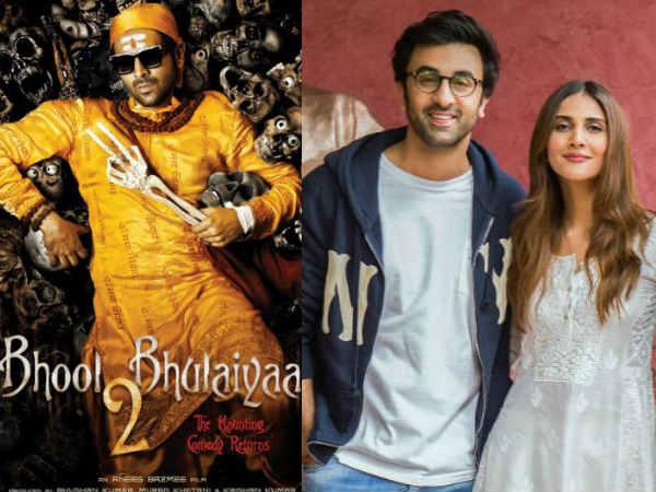 'भूल भूलैया 2' के साथ रणबीर कपूर और राजामौली से टक्कर लेंगे कार्तिक आर्यन- CLASH