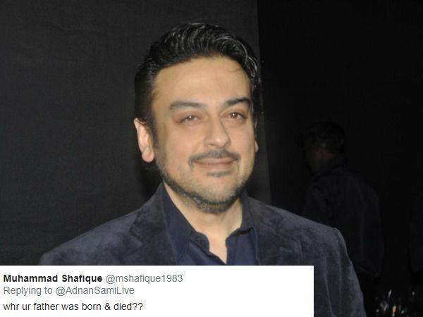 कश्मीर मुद्दे को लेकर ट्रोल हो रहे थे अदनान सामी- दिया मुंहतोड़ जवाब