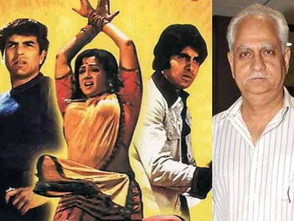 फिल्म शोले ने पूरे किए 44 साल- निर्देशक रमेश सिप्पी ने सोशल मीडिया पर लिखा ऐसा पोस्ट