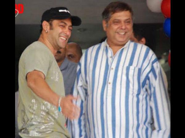 मुझे सबसे ज्यादा फिल्में और हिट देने वाले निर्देशक को जन्मदिन की शुभकामनाएं- सलमान खान