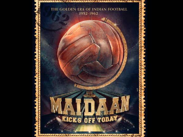 अजय देवगन की नई फिल्म का एलान, 'मैदान' के साथ 2020 में होगा धमाका, शूटिंग शुरु