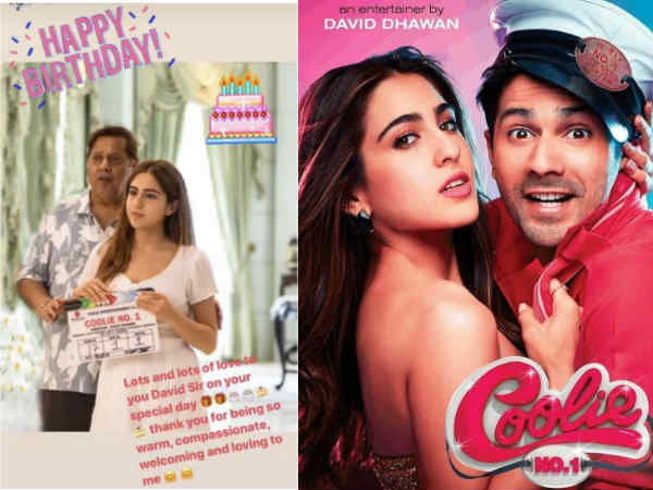 sara-ali-khan-wishes-david-dhawan-a-happy-birthday-from-coolie-no-1-sets