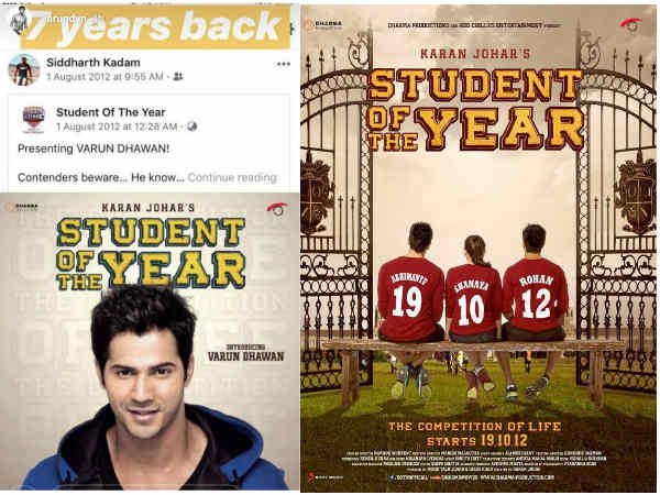 varun-dhawan-shares-his-first-bollywood-poster-from-student-of-the-year