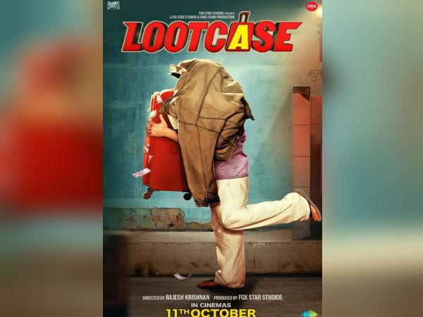 """फॉक्स स्टार स्टूडियोज ने की अपनी अगली फिल्म """"लूटकेस"""" की घोषणा! First Poster रिलीज"""