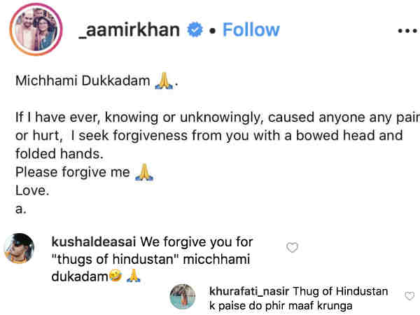 aamir-khan-seeks-forgiveness-as-a-jain-ritual-fans-forgive-him-for-thugs-of-hindostan