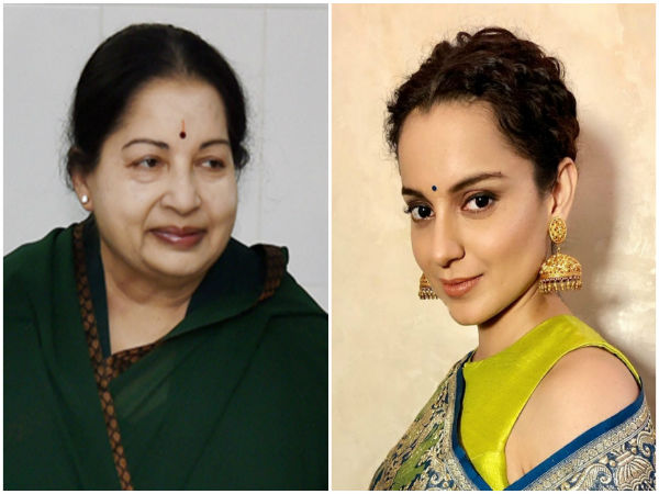 जयललिता बायोपिक 'थलाइवी' के लिए कंगना रनौत ने की करोड़ों डिमांड, रुक गई शूटिंग ?