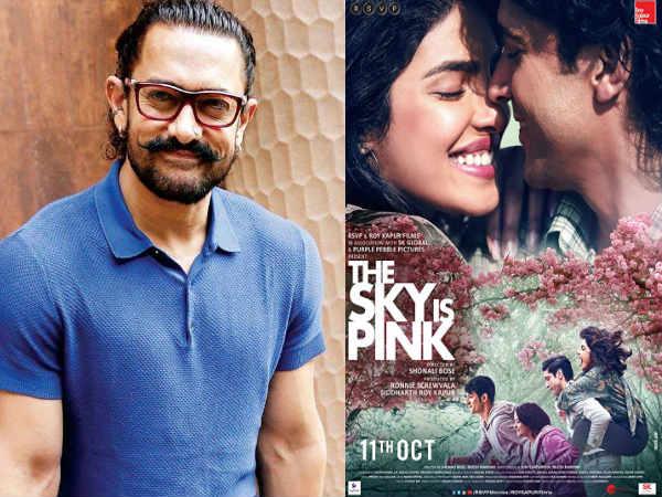 आमिर खान ने प्रियंका की फिल्म The Sky is Pink के ट्रेलर को देख कर डाला ऐसा ट्वीट- Viral