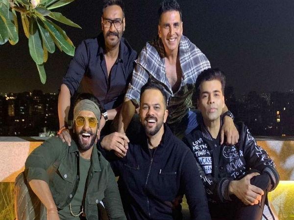 अजय देवगन- अक्षय कुमार, रणवीर सिंह साथ मचायेंगे तहलका,  2020 होगा रिकॅार्ड तोड़ !