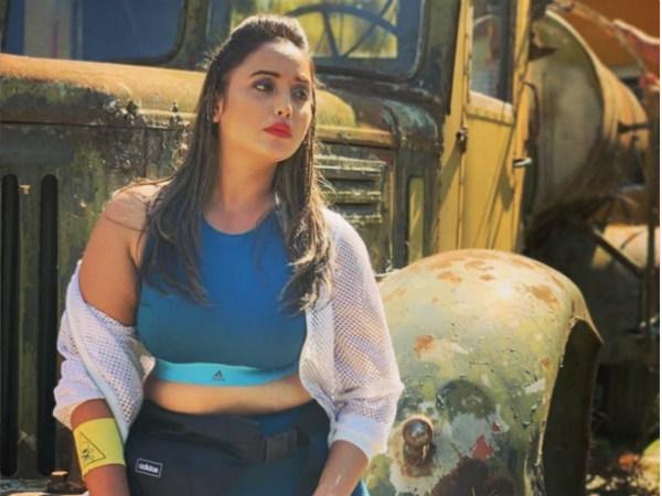सलमान खान को देखकर बेहोश हुईं भोजपुरी सुपरस्टार रानी चटर्जी ,Video वायरल