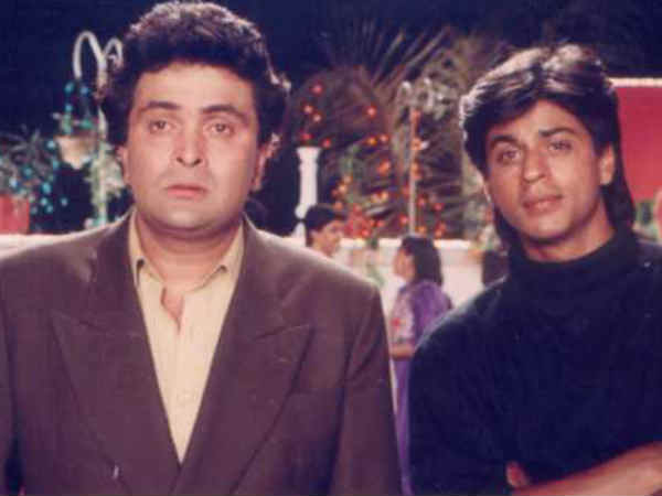 rishi-kapoor-was-replaced-by-shahrukh-khan-after-26-years-of-stardom