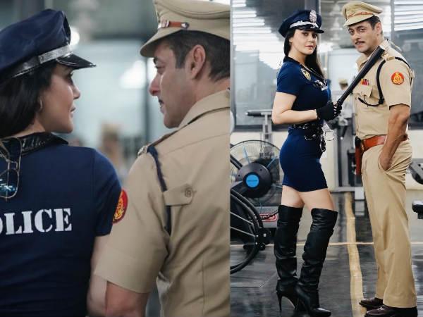 सलमान खान की दबंग 3 में हो गई प्रीति जिंटा की एंट्री? पुलिस की वर्दी में बढाई फैंस की बेचैनी!