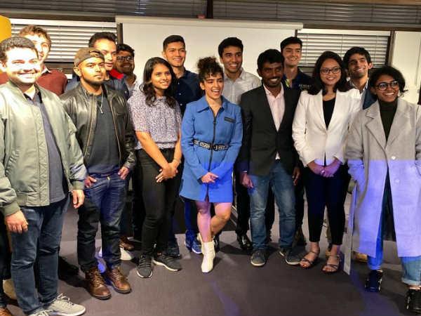 दंगल गर्ल सान्या मल्होत्रा को ऑक्सफोर्ड विश्वविद्यालय ने इसलिए किया आमंत्रित!