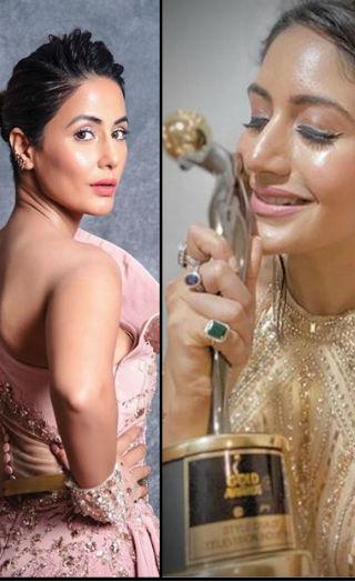 Gold Awards 2019 Winner List- हिना खान के अलावा टीवी के इन सितारों ने मारी बाजी- देखिए लिस्टs