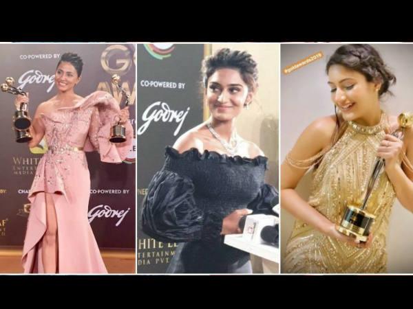Gold Awards 2019 Winner List- हिना खान के अलावा टीवी के इन सितारों ने मारी बाजी- देखिए लिस्ट