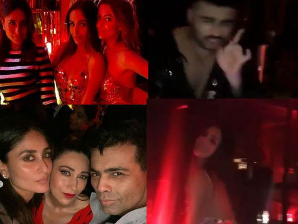 मलाइका अरोड़ा के Birthday पर जमकर नाचे अर्जुन कपूर- वायरल हुईं पार्टी की तस्वीरें और वीडियो