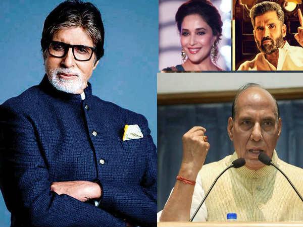 अमिताभ बच्चन के जन्मदिन पर उमड़ा शुभकामनाओं का सैलाब- नेता से लेकर अभिनेता बोले Happy Birthday