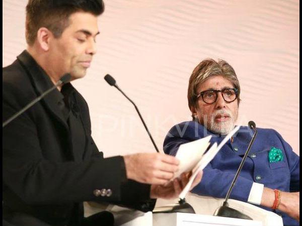 ''अमिताभ बच्चन के साथ पहली बार फिल्म करने के दौरान मैं बेहोश हो गया था''