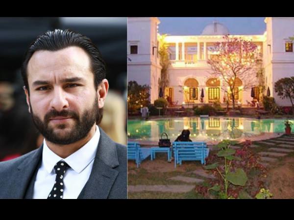 खुलासा- पिता की मौत के बाद सैफ अली खान से छिन गया था पटौदी पैलेस- ऐसे मिला वापस