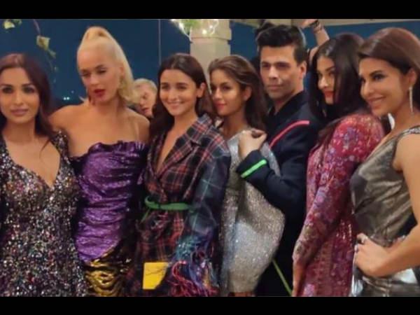 केटी पैरी की मेहमान नवाजी पर करण जौहर ने रखी शानदार पार्टी- इन सितारों ने मचाया धमाल- Pics