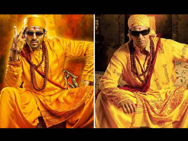 अक्षय कुमार की नई फिल्म का एलान, भूल भुलैया 2 में ज़बरदस्त एंट्री