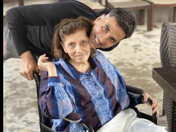 ट्विंकल खन्ना की नानी अस्पताल में भर्ती, हाल ही में मनाया था 80वां जन्मदिन