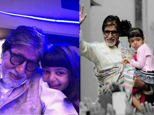 हैप्पी बर्थडे आराध्या बच्चन: अमिताभ बच्चन के साथ आराध्या की ये प्यारी तस्वीरें दिन बना देगी