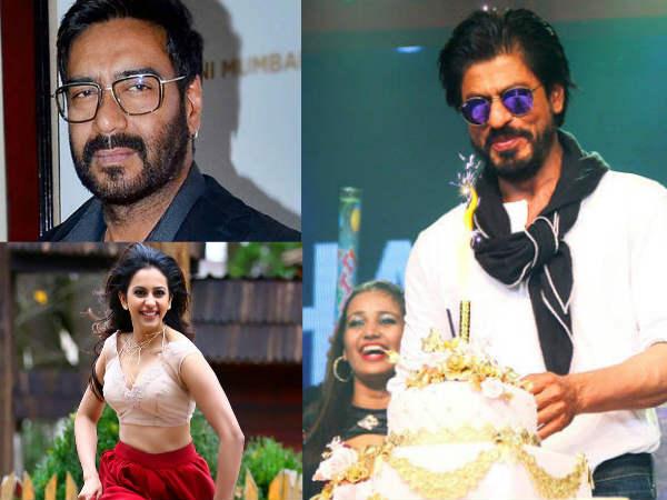 हैप्पी बर्थडे शाहरुख खान- अजय देवगन समेत बॉलीवुड के इन सितारों ने किंग खान को दी शुभकामनाएं