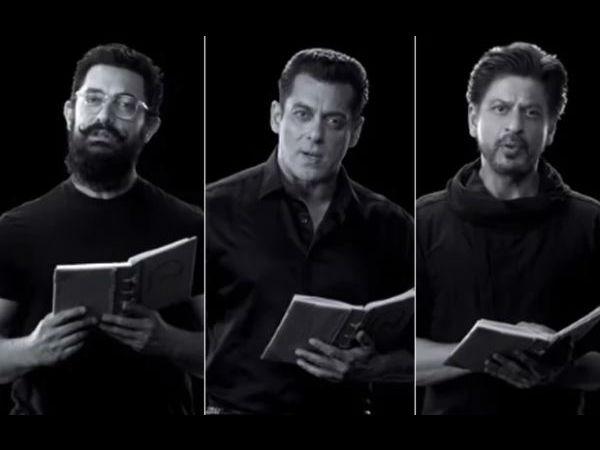 राजकुमार हिरानी ने खान सुपरस्टार्स समेत इन सितारों के जरिए पेश की महात्मा गांधी की विचारधारा- Video