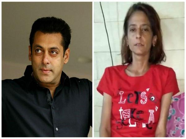 सलमान खान ने मुझे नया जीवन दिया है, एहसान नहीं चाहिए, मैं बॉलीवुड में काम मांग रही हूं