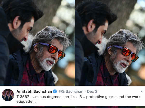 amitabh-bachchan-shoots-at-minus-3-degrees-with-ranbir-kapoor-for-brahmastra